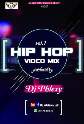 DJ Phlexy - Hip Pop Video Mix (Prod by. DJ PHLEXY) Vol 1