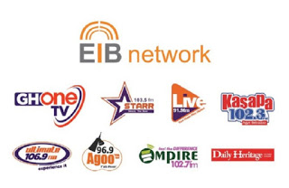 Excellence In Broadcasting Network LOGO