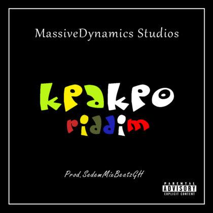 SedemMixBeatz - Kpakpo Riddim [Free Beatz] (Prod. By SedemMixBeatzGH)